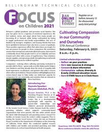 Focus on Children 2021 brochure